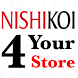Nishikoi 4 your store