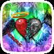 Graffiti Heart DIY by Heartful Theme