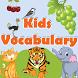 kids vocabulary by 4DSoftTech