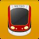 LA Metro Rail Transit by Rangi Works