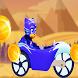 Adventure Pj Games Superhero Masks Racing by Takolwang