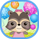Candy Raccoon: Pop Balloons by Sylok Media by MGrup