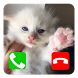 Fake Call Little Cat by Godaprank Dev