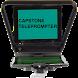Capstone Teleprompter by Rodrigo Cericatto