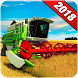Real Farm Story - Tractor Farming Simulator 2018 by Dolphin Games