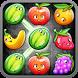Funny Fruit Link Crush
