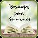 Bosquejos para Sermones by Apps Bíblicas Cristianas Interesantes