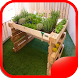 DIY Pallet Garden Projects