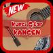 Kunci Gitar Kangen by Game Edukasi Anak