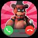 Fake Call Freddy Farce by Game Power Studio Inc