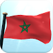 Morocco Flag 3D Free Wallpaper by I Like My Country - Flag