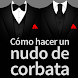 Como hacer un nudo de corbata fácil!▲▲ by iMark Company
