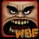 Wasteland Bar Fight by Kybernesis