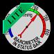 Barometer In Status Bar Lite by VT Labs