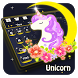 Cuteness Unicorn Keyboard Theme by Dream Keyboard Creator