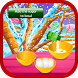 Christmas Sponge Cake Cooking by Cooking & Room Escape Gamers