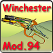Winchester Model 94 explained by Gerard Henrotin - HLebooks.com