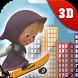 Skater Masha Adventure City 3D by Seven-avocado Studios