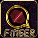Golden Finger Whatsa PRANK by Photo Clock Livewallpaper