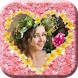 Flower Photo Frame Editor by Awesome Apps Free