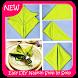 Easy DIY Napkin Step by Step by Meteor Studio