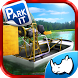 Swamp Boat Parking - 3D Racer by Rhino Games Studio - Free Fun 3D Racing Games