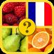 1 Image 1 Mot : Quiz Fruits by MJMobileDev