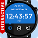 Active Watch Face by RichFace