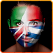 Flag Face App by AppGenie202
