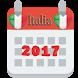 Italia calendario 2017 by World Apps INC