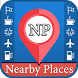 NP: Nearby Places - Find Cafe & Restaurants nearby