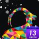 블랙 크리스마스 카카오톡 테마 by 13months