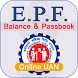 PF Balance Check,EPF Passbook App by Lord Online Apps