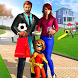 Virtual Family Adventure: Dad & Mom Fun Time by New Age Gamers