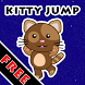 Kitty Jump by Stefan Wisnewski