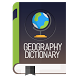 Geography Dictionary by BnjDictio