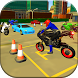 Bike Parking Adventure 2017: Heavy bike 3D by Fun Simulator Studio - action, sim and racing game