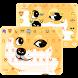 Funny Puppy Emoji Keyboard by Color Emoji Keyboard Studio