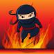 Real Ninja Slash : Shadow Run by UbzozInc