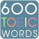 600 Essential Words For TOEIC by Spidec