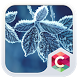 Frosted Leaf CLauncher Theme