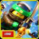 tip of Lego Ninjago movie Game