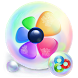 Color Bubbles GO Launcher by GO T-Me Launchers