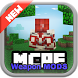 Weapon Mods For MCPE by JonesApps