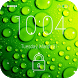 Green Lock Screen