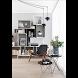 Scandinavian Style Interior Design by srswt