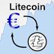 Euro / Litecoin Rate by 0nTimeTech