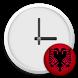 Albania Clock & RSS Widget by ApptologiaGames
