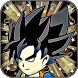Super Saiyan Adventure World by Apkgame