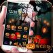 Happy Halloween Theme Scary Night by Wonderful DIY Studio